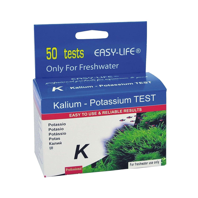 Easy Life TPF01 Test de potassium pour aquarium d'eau douce