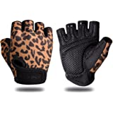 Workout Gloves for Women Men - Weight Lifting Gloves with Full Palm Protection & Extra Grip for Gym,Weightlifting,Fitness,Exe
