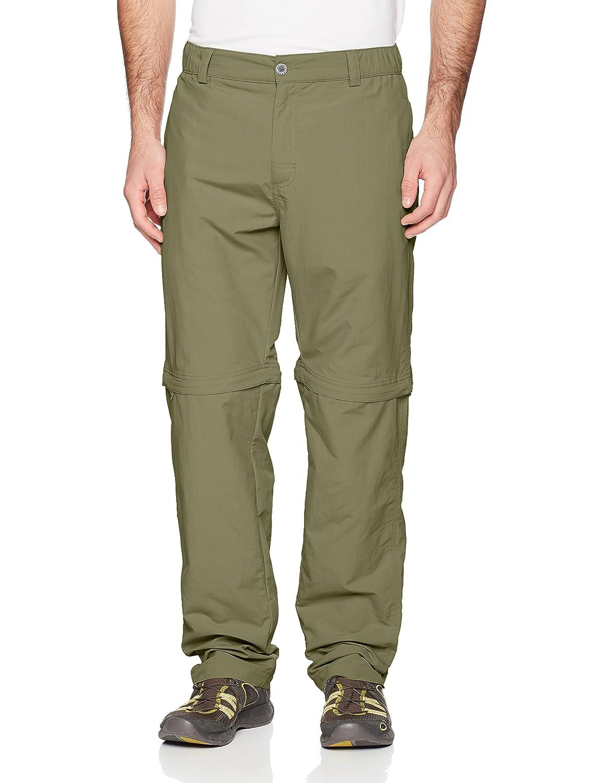 Men's Sierra Point Convertible Pant - 34 Inseam White Sierra