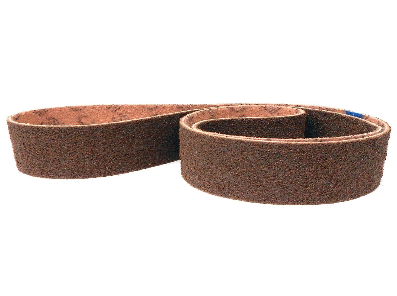 3/M Scotch-Brite non-tiss/é Bande//courroies abrasives SC-BS chaque grain 50/x 2000/mm