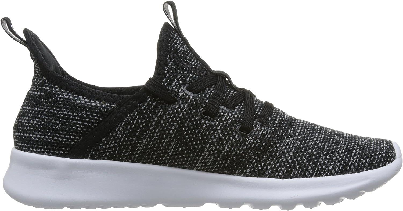 Adidas Cloudfoam Pure, Scarpe Running Donna Nero Black Db0694