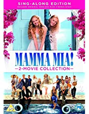 Mamma Mia! 2-Movie Collection – Sing-Along Edition
