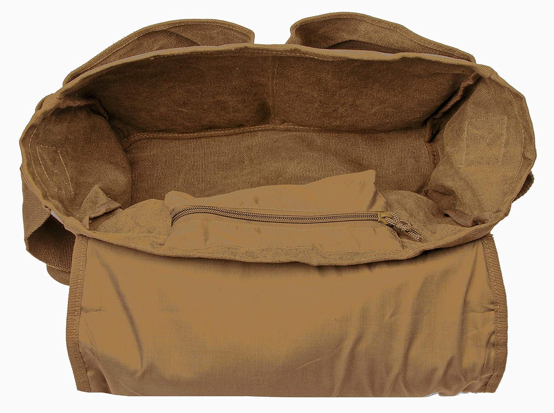 cd7cfb412880 Sweetbriar Classic Messenger Bag - Vintage Canvas Shoulder Bag for  All-Purpose Use