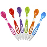 Amazon Price History for:Munchkin Soft-Tip Infant Spoon, 6 Count
