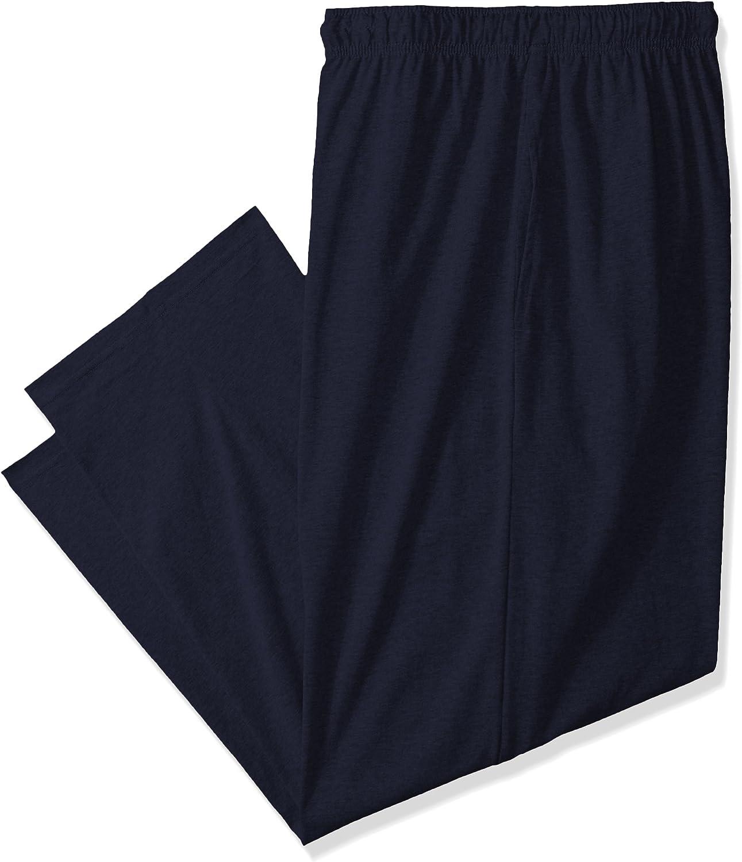 Fruit of the Loom Mens Jersey Knit Sleep Pant Pajama Bottom