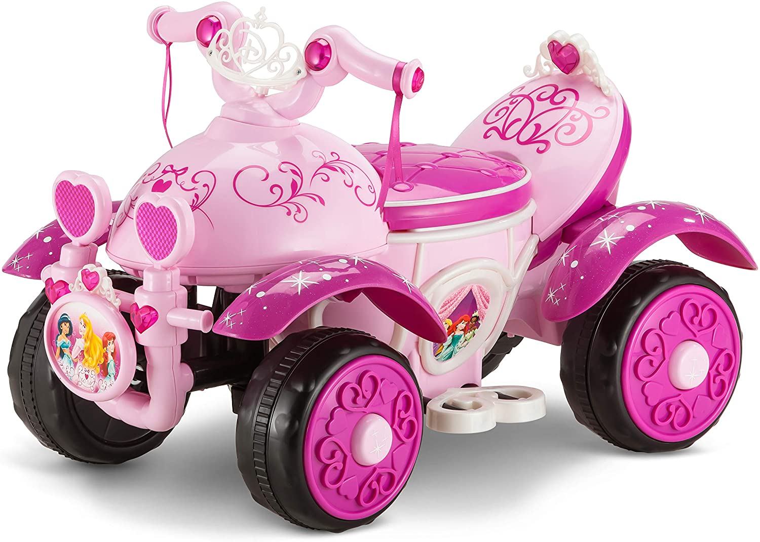 Toddler Electric Quad Ride on Toys by Kid Trax