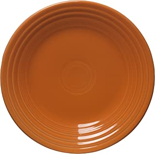 product image for Fiesta 9-Inch Luncheon Plate, Tangerine