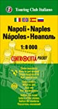 Napoli 1:8.000. Ediz. multilingue