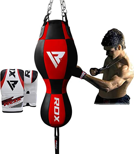 Double End Boxing Speed Ball Focus Training Kick Punching Bags MMA Traning Gear