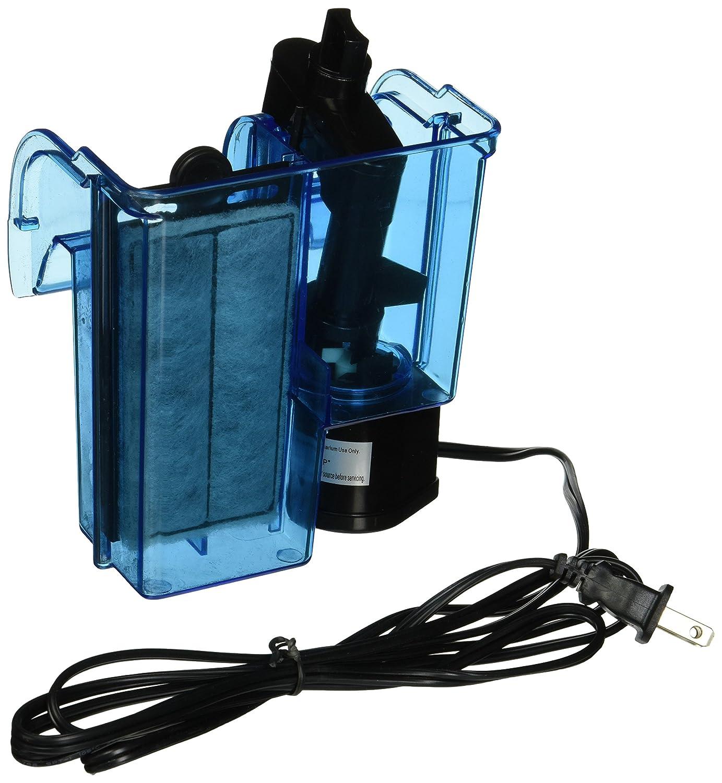 Amazon.com : Penn Plax Cascade Hang-on Aquarium Filter With Quad ...