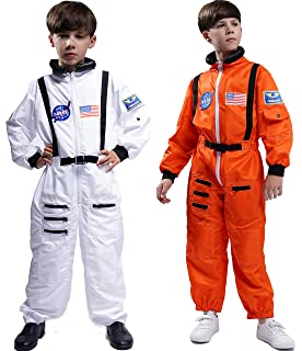 Amazon.com: Aeromax Jr. Astronaut Suit with Embroidered Cap ...