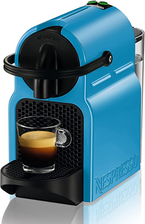 DeLonghi Inissia Cafetera nespresso, programable, 1260 W, 0.8 ...