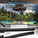 "Wiper Blade, METO T6 22"" + 16"" Windshield Wiper"