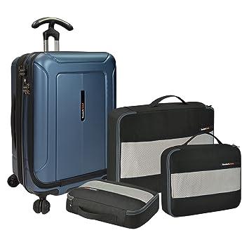 Amazon.com: TravelerS Choice Barcelona maleta giratoria de ...