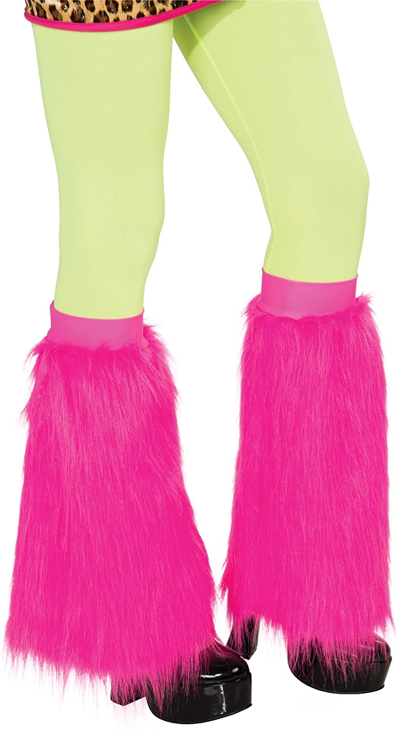 Rubie's Costume Fluffies Furry Leg Warmers Rubies Costume Co (Canada) 32031One Size
