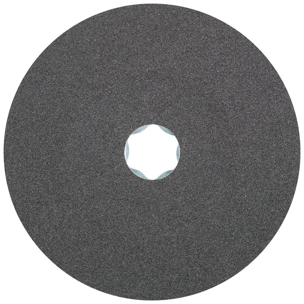 PFERD 40031 Combiclick Fibre Disc 5 Diameter 12200 RPM Pack of 25 Silicon Carbide Sic 120 Grit