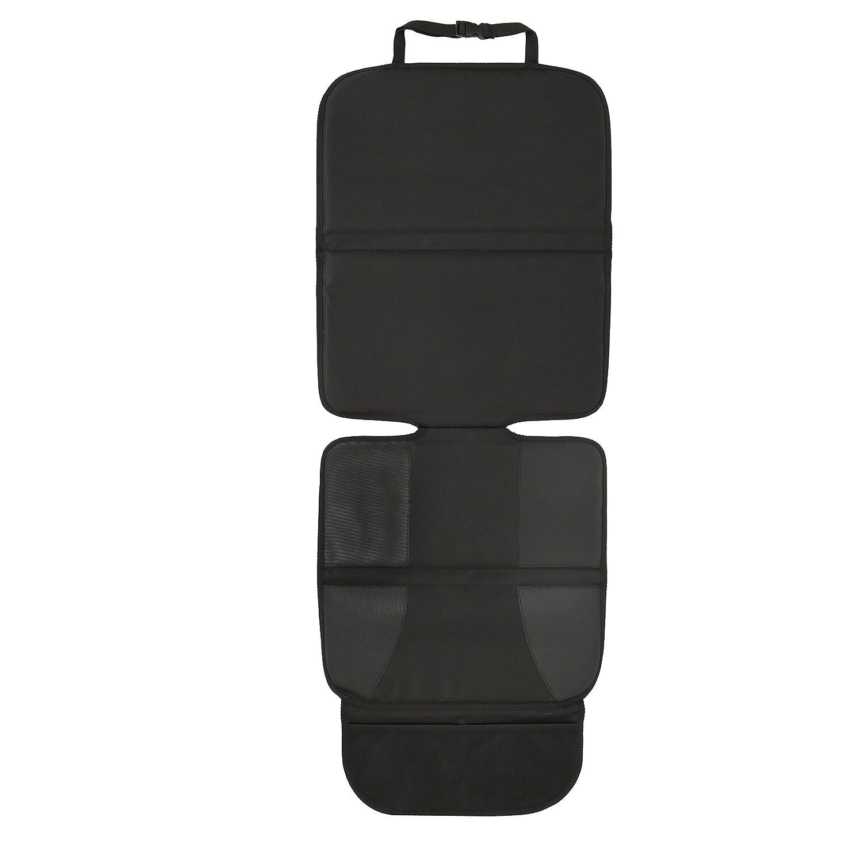 Autositz-Schoner /& Auto Kindersitz-Unterlage PREMIUM PROTECT von jatedo//hochwertige Autositzauflage//Sitzschoner /& Sitzschutz Auto Kinder//ISOFIX-geeignet//gummierte Unterseite
