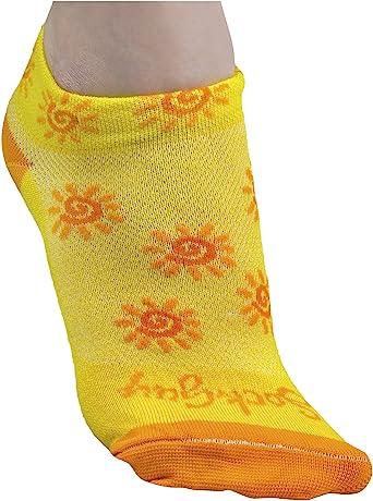 "Classic 3/"" Grin S Cycling//Running Socks SockGuy"