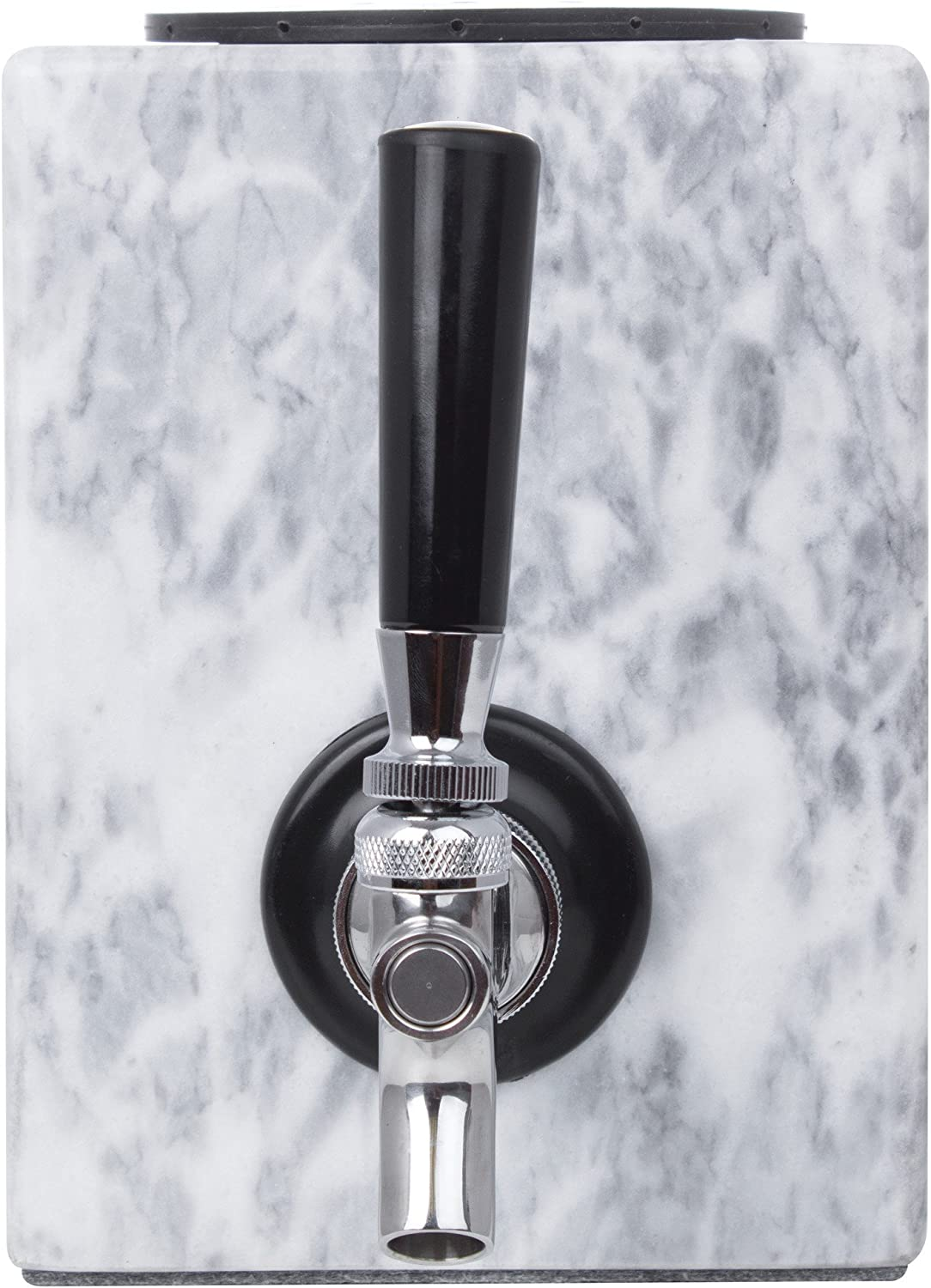 MARBLE LIQUOR DISPENSER W/TAP