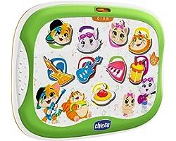 Meu tablet musicat dos 44 Gatos, Chicco, Chicco, Colorido