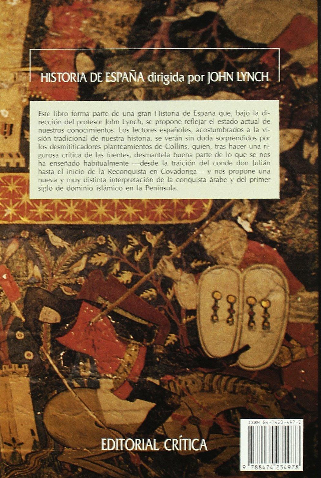 La conquista árabe, 710-797 (Serie Mayor): Amazon.es: Collins, Roger: Libros