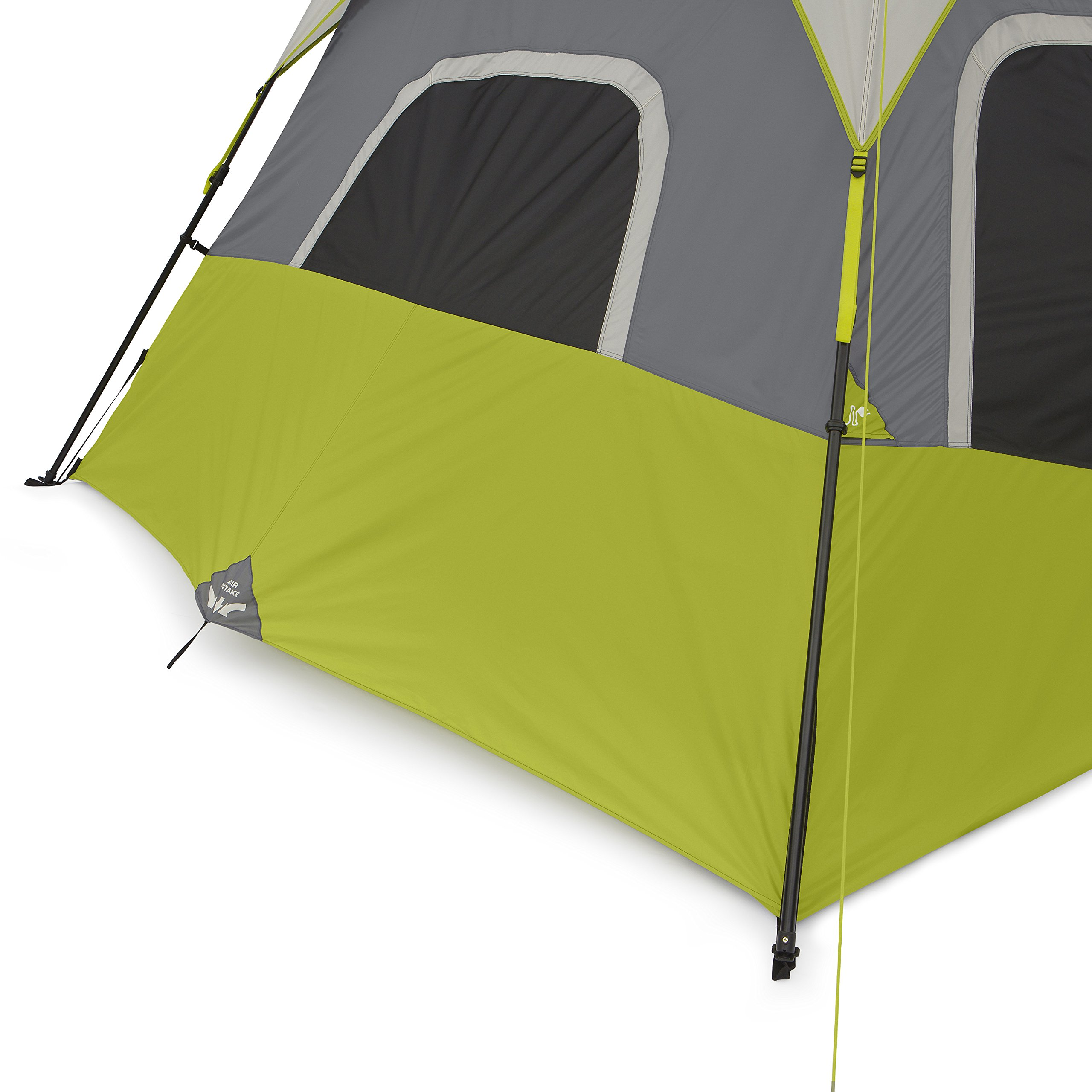 CORE Instant Cabin Tent, 6 Person, 11' x 9' by CORE (Image #7)