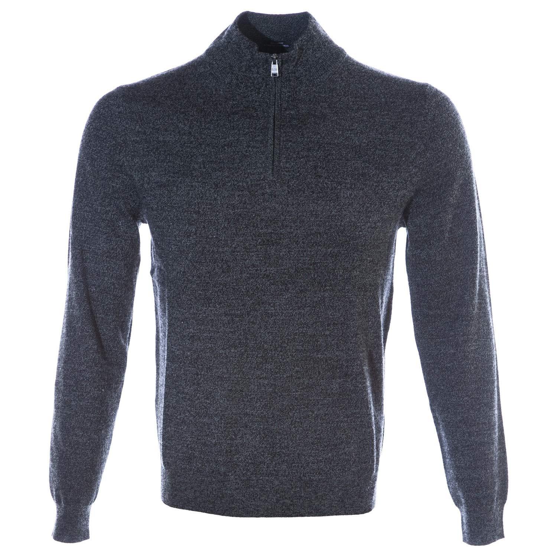 56ce9773a BOSS Hugo Men Polo Knitwear EGOSTINO 50391605 Green: Amazon.co.uk: Clothing