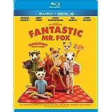 Fantastic Mr Fox (Bilingual) [Blu-ray + Digital Copy]