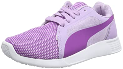 Puma ST Trainer Evo Tech, Sneakers Basses mixte adulte - Violet (purple  cactus flower