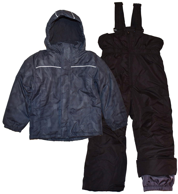 9f2e8a477 Amazon.com  Pulse Little Boys  Barrel 2 Piece Snowsuit Waterproof ...