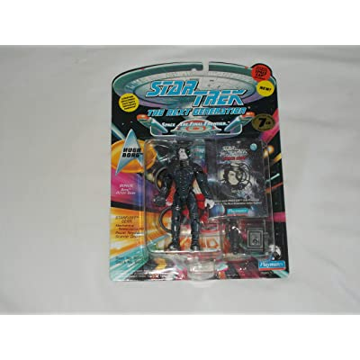 "Hugh Borg 4"" Action Figure - Star Trek: The Next Generation: Toys & Games"