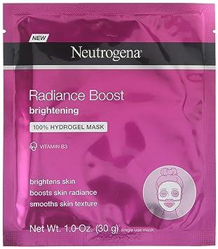 Amazon.com: Neutrogena Radiance Boost iluminador máscara de ...
