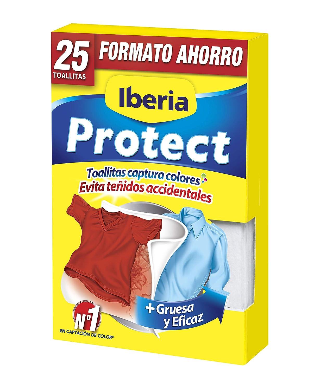 Iberia Toallitas Captura Colores - 25 Unidades: Amazon.es: Salud y ...
