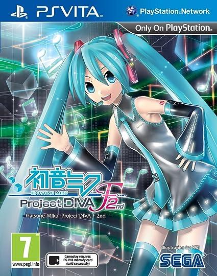 Hatsune Miku: Project Diva F 2Nd [Importación Inglesa]