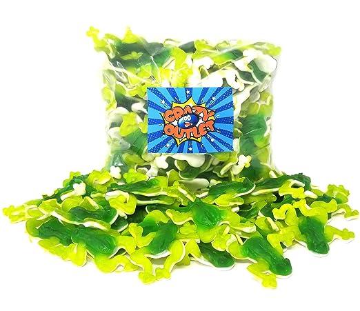 CrazyOutlet Pack – Fini gigante verde gominolas caramelo ...
