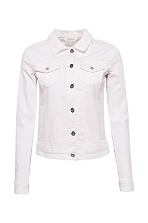 sale retailer 68c1f f1672 edc by ESPRIT Damen Jeansjacke: Amazon.de: Bekleidung