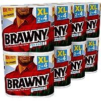 Brawny Paper Towels, 16 XL Rolls, Pick-a-Size,16 = 32 Regular Rolls, White