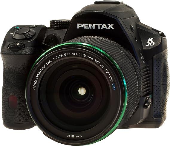 Pentax K30+18-135WR - Kit de cámara réflex Digital con Objetivo 18 ...