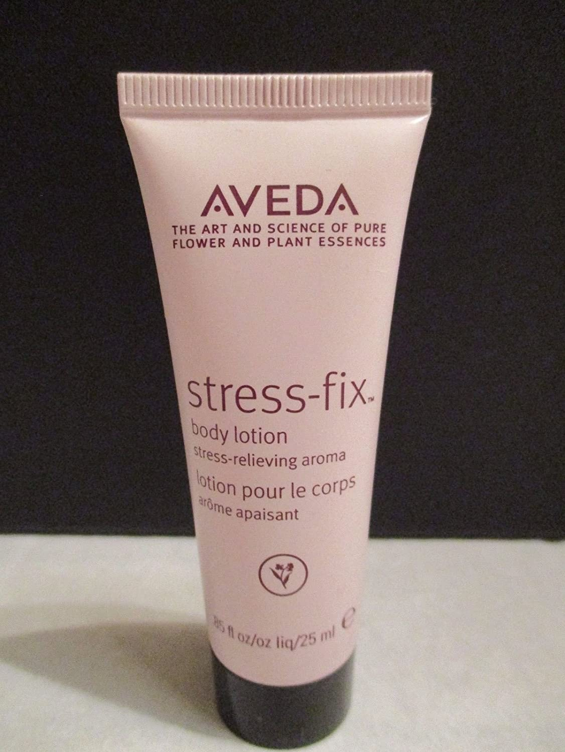 Aveda Stress Fix Body Lotion, Deluxe Sample Size.85 oz