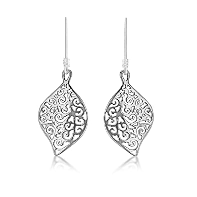 Mygold earings for womens silver Sterlingsilver 925 dangle 17