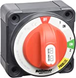 Marinco Power Products Pro Installer Dual Bank Control Switch