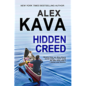 HIDDEN CREED: (Book 6 Ryder Creed K-9 Mystery Series) (Ryder Creed K-9 Mysteries)