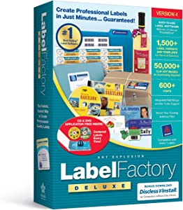Label Factory Deluxe 4.0