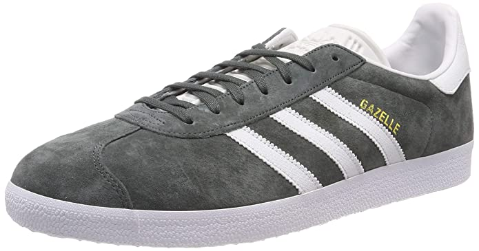adidas Gazelle Sneaker Herren Grau (Legend Ivy)