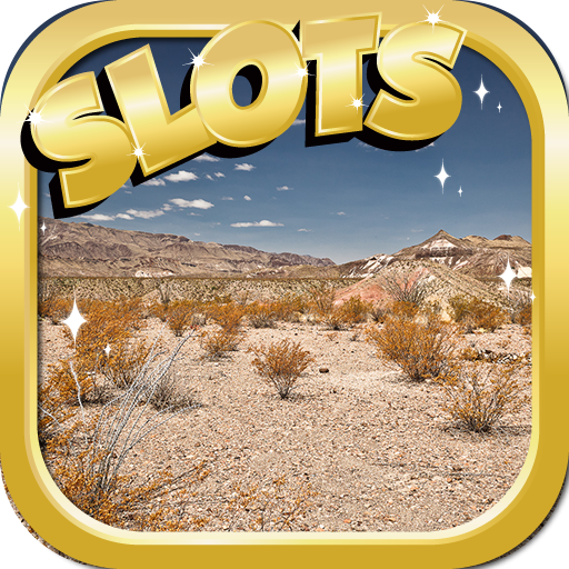 Real Deal Slots : Desert Spy Edition - Free Slots & Casino