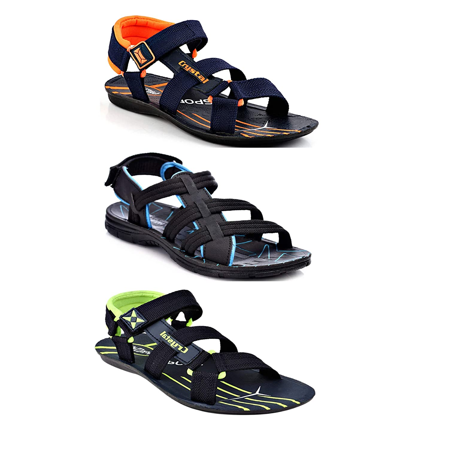 Comfortable Casual Sandals at Amazon