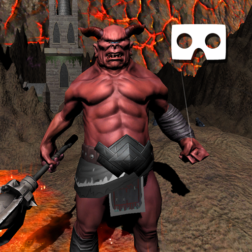 VR Hell Journey Horror Ride (Google Cardboard)