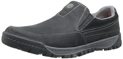 Merrell Men's Traveler Rove Slip-On Shoe,Black,7 ...