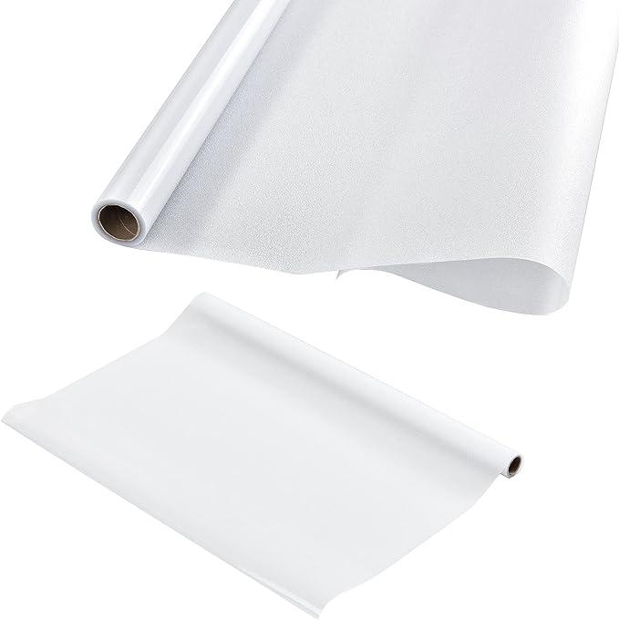 ® Sichtschutzfolie 75cm x 1m statisch Milchglasfolie Folie gestreift casa.pro
