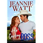 Her Cowboy Boss (The Men of Marvell Ranch Book 4)